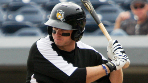 Mike Freeman hit .261 over 70 games for Class A South Bend last year.